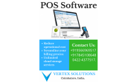 Promote your Retail Business with our Retail Billing Software at Vertex Solutions