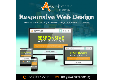 Hire Best Website Design Company In Singapore