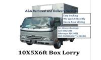 Lorry for house moving services get your quote now 81410051