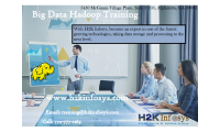 Big Data Hadoop Online Training Classes By H2kinfosys