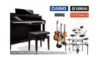 Absolute Piano - Digital Piano & Keyboards & Drums & Guitar Warehouse/Showroom