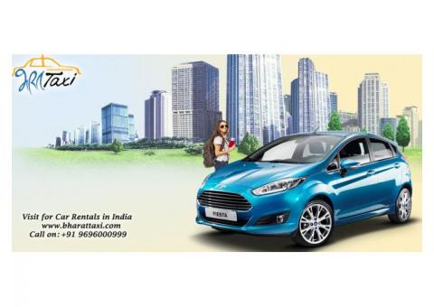 Taxi on rent in Ahmedabad