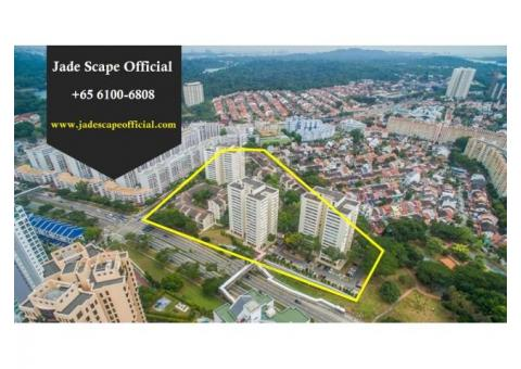 Showflat At Marymount MRT Station in Singapore - Jade Scape Showflat