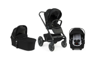 Nuna Mixx2 Bundle - Stroller, Bassinet and Pipa infant car seat