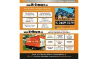 MrMover.SG CONTRACT DELIVERIES ANYWHERE IN SINGAPORE 9459 3979