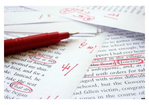 Dissertation Proofreading Services by BookMyEssay Team