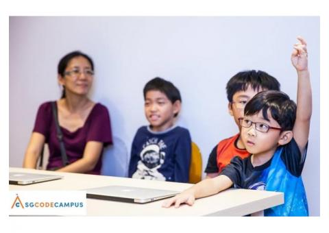 Are You Looking Best Enrichment Class for Your Kids in Singapore