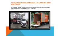 MrMover.Sg VAN/LORRY MOVING & DELIVERY SERVICES @ 9459 3979