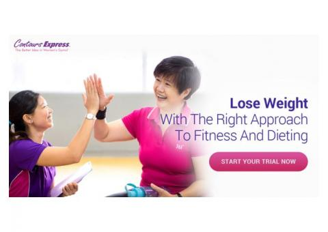 100 Days Weight Loss Program at our Women's Gym
