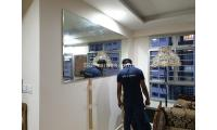 Frameless Wall Mirror - SGFrames Singapore
