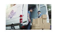 hire a van with 2 helpers for moving