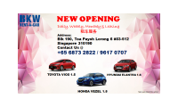 NEW OUTLET OPENING