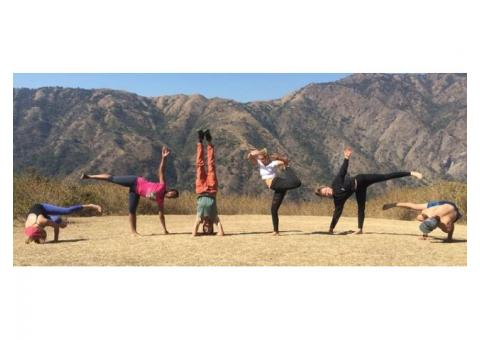 Himalayan Yoga Retreats Rishikesh