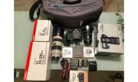 NEW ???Canon EOS 5D Mark III Digital Camera Kit with 3Lens Contact Whatsapp Chat :. +2348163586890