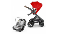 2018 Stokke Trailz Travel System.