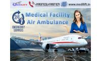 Book Authentic Patient Shifting Air Ambulance in Delhi with Doctor Facility