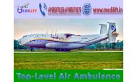 Critical Patient Transfer - Medilift Air Ambulance Service in Patna