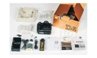 Brand New Nikon D700 12MP DSLR Camera Unboxing With Warranty