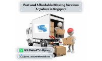 Lorry van with driver to drive only $60 per hour (+65 8141 0059)