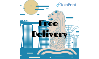 Free Delivery for JoinPrint Singapore