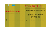 Oracle DBA Training | Enroll for the free demo