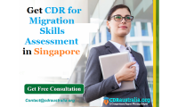 Get CDR for Migration Skills Assessment in Singapore