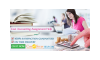 Cost Accounting Assignment Help for MBA Students at Casestudyhelp.Com