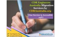 CDR Engineers Australia Migration Services by CDRAustralia.org