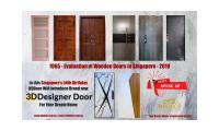 3D Design Door Promotion Sale 2019 Singapore