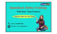 Best OpenStack Training | OpenStack Training Course