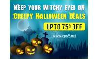 Spooky Deals - Flat 35% OFF on DE KVM Linux VPS Hosting