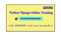 Django Training in Hyderabad | Python Django Online Training