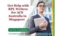 Get Help with RPL Writers for ACS Australia in Singapore