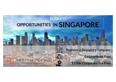 Business Opportunities in Singapore