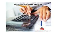 Sage Ubs Accounting | Sage Ubs Software | User Basic Software