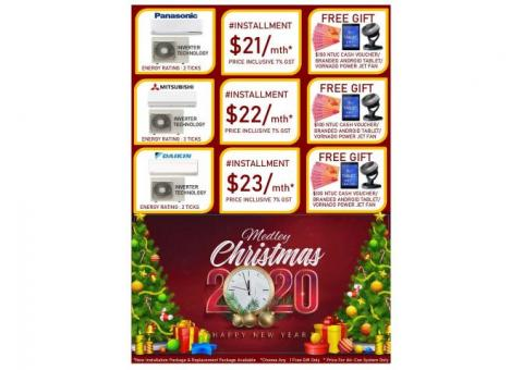 ***BIG BRAND AIR-CON DEALS-LOWEST PRICE IN TOWN***