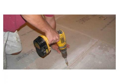 97876343 SG tiles hacking reinstatement contractor reinstate tiling cement screed