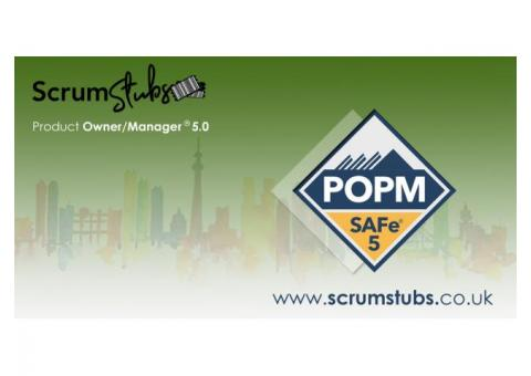 Certification And Exam – (POPM) | To Get certified Trainer | Scrum Meetups |