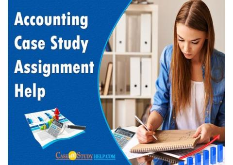 Accounting Case Study Assignment Help by Australia MBA & PhD Experts