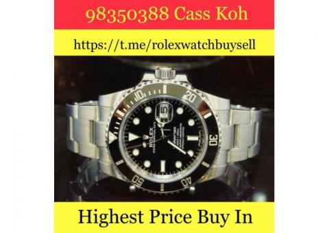 98350388 - 2ndhand Rolex Watch Wanted on Telegram by Cass Koh
