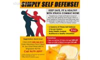 Simply Self Defence