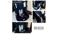 Britax First Class Seat with Prince Lionheart Seat Protector