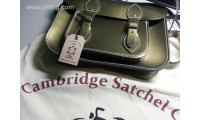 Gold Limited Edition Cambridge Satchel for Sales