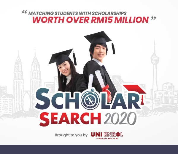 Scholarships Available at Scholar Search 2020