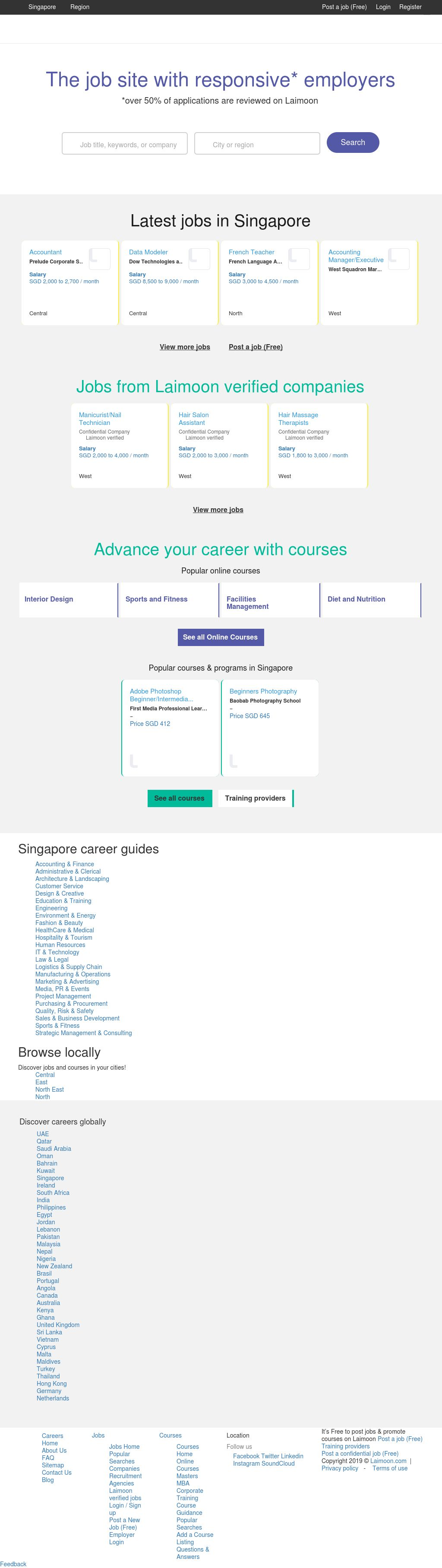 laimoon sg -  SG Domain Names: Singapore Business Directory