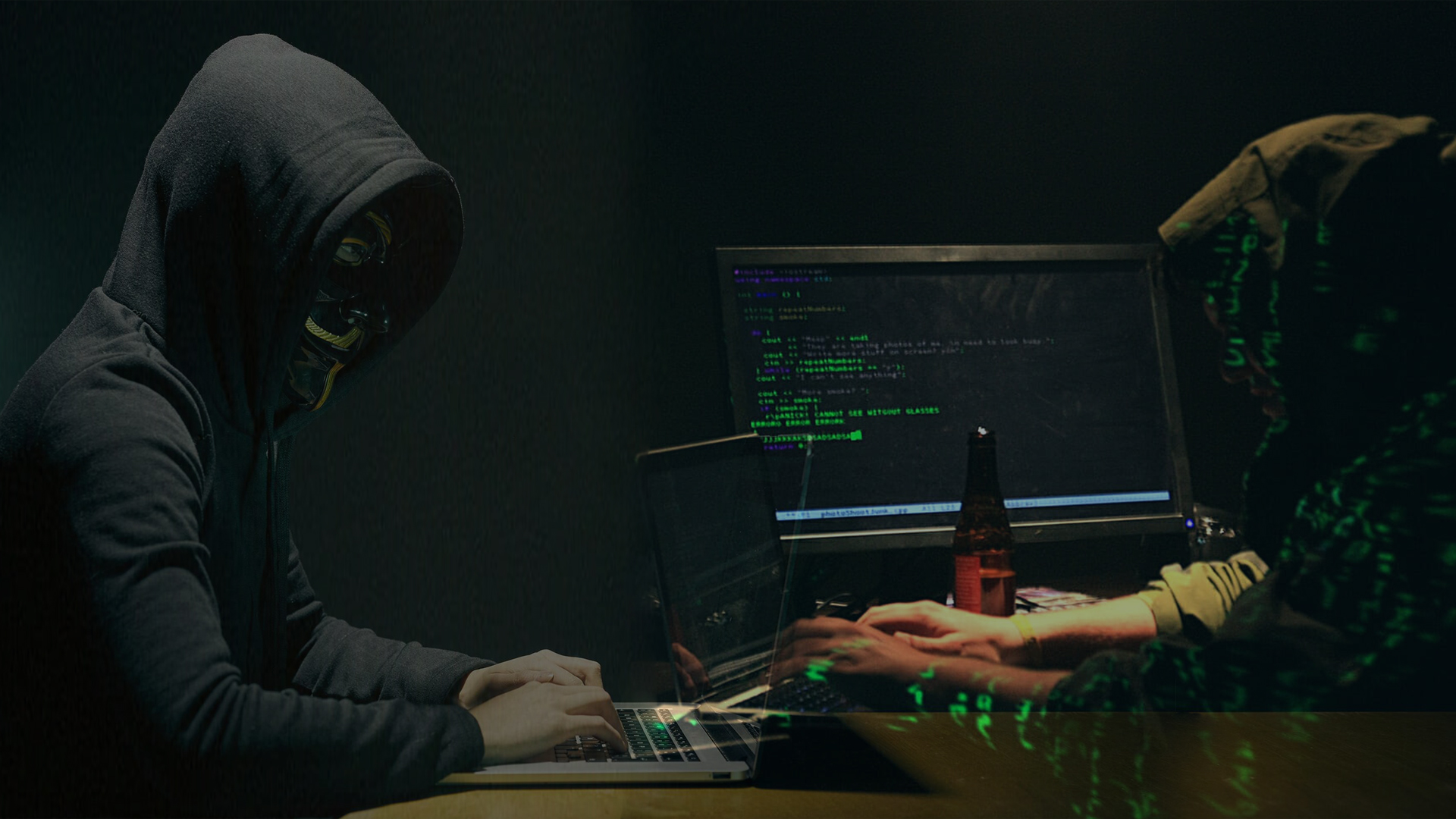 Hacker vs Hacker: when rivalry and revenge plague the Dark Web