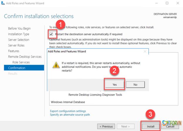ARROWTRAN.COM 112020_0831_Hngdncuh24 Cấu hình cho phép nhiều User cùng Remote Desktop vào Windows Sever 2016 Allow Multiple Remote Desktop