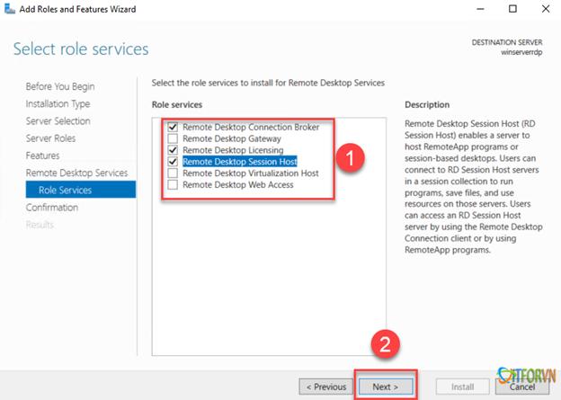 ARROWTRAN.COM 112020_0831_Hngdncuh22 Cấu hình cho phép nhiều User cùng Remote Desktop vào Windows Sever 2016 Allow Multiple Remote Desktop