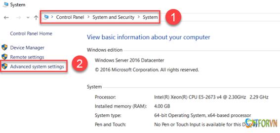 ARROWTRAN.COM 112020_0831_Hngdncuh5 Cấu hình cho phép nhiều User cùng Remote Desktop vào Windows Sever 2016 Allow Multiple Remote Desktop