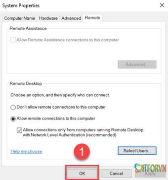 ARROWTRAN.COM 112020_0831_Hngdncuh9 Cấu hình cho phép nhiều User cùng Remote Desktop vào Windows Sever 2016 Allow Multiple Remote Desktop